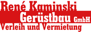 Rene Kaminski Gerüstbau GmbH - Logo